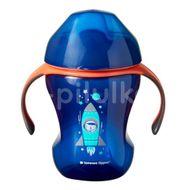 Cana Easy Drink 6 luni+, Tommee Tippee, Albastru, 230 ml