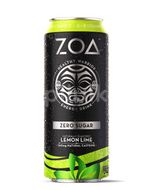 ZOA™ Energy Drink Zero Sugar Bautura Energizanta 0 Zahar cu Aroma de Lamaie si Lime, 473ml