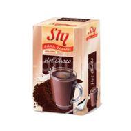 Hot Choco- fără zahăr, 7 dz x 15 gr, Sly Nutritia