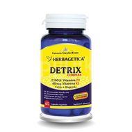 Detrix Complex, Herbagetica, 30 cps vegetale
