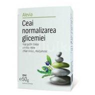 Ceai pentru normalizarea glicemiei, Alevia, 50g