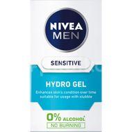 Gel-cremă ten sensibil pentru bărbați, Nivea, 50 ml