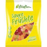 Jeleuri bio acrisoare de fructe VEGANE , BioBon, 100 g