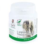 L-arginina si Tribulus Terrestis, 150 cps