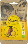 Ananas deshidratat bio, 30g Juan Valdez