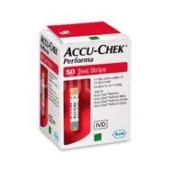 Teste glucometru Accu-Chek Performa, 50 bucăți