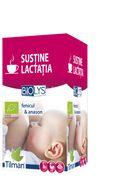 Supliment alimentar ceai Biolys fenicul si anason Tilman, 20 plicuri