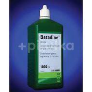 Betadina solutie 10%, 1000ml