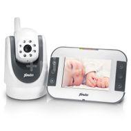 """Sistem de monitorizare audio-video pentru bebeluși, monitor cu proiector  3,5"""" LCD, Alecto"""