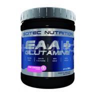 EAA+Glutamine cu aroma de pink lemonade, Scitec Nutrition, 300 g