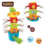 Jucărie- Turn cu bile și accesorii mobile, 9-24 luni, Yookidoo