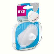 LOVI Protectoare mamelon Skin Touch 2 pcs S  5/605