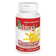 Metilcobalamin 1000mcg, Adams Vision, 90cpr