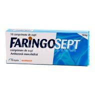 Faringosept 10 mg, Terapia, 10cpr