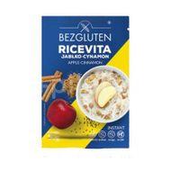 Ricevita-Fulgi de orez cu mar si scortisoara, Bezgluten, 50 g