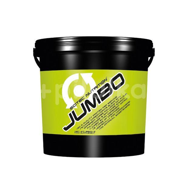 Jumbo cu aroma de vanilie, Scitec Nutrition, 8800 g