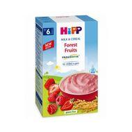 Lapte & Cereale cu Fructe de Pădure, de la 6 luni, Hipp, 250 gr