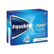PANADOL RAPID 500MG * 12CPR FILM