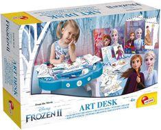 Masuta de studiu Frozen 2 , LISCIANI