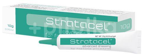 Stratacel Gel - Pansament avansat post interventii fractionale, Synerga Pharmaceuticals, 10 g
