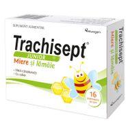 Supliment alimentar Trachisept Junior, 16 cpr.