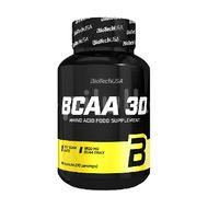 BCAA 3D, BiotechUSA, 90 capsule