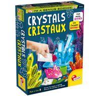 Experimentele micului geniu - Cristale magice , LISCIANI