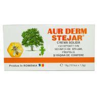 Supozitoare scoarta stejar Aur Derm S, Laur Med, blister 10x1.5g