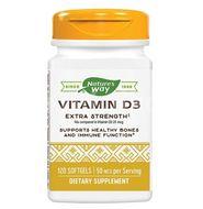 Vitamina D3 2000UI pentru adulți, Secom, 120cps
