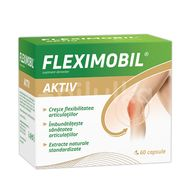 Fleximobil Aktiv, Fiterman Pharma, 60cps