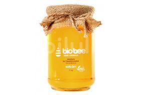 Miere naturală de salcâm, BioBee, 1000 gr