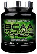 BCAA Glutamine Xpress Apple, Scitec, 600 g