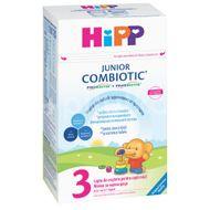 Lapte praf de creștere Hipp 3 Combiotic Junior, 500g