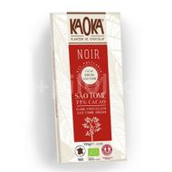 Ciocolata neagra 75 % Sao Tome 100g