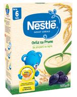 Cereale Nestle Ovăz cu prune, 250g