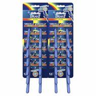 Aparat de ras Gillette Blue ll Plus Ultragrip, 24 buc