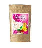 Supliment pudră NutriSlim Vanilie-Zmeură, Nutricius, 210 g