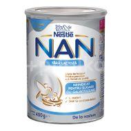 Formulă fără lactoză lapte praf pentru regimul dietetic al regurgitatiilor NAN A.R. Nestle, 400 g