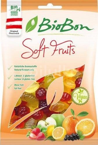 Jeleuri cu fructe bio FARA GLUTEN , BioBon