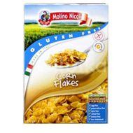 Fulgi de porumb fara gluten, Molino Nicoli, 300 g