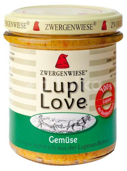 Lupi Love crema tartinabila din lupin si legume Zwergenwiese