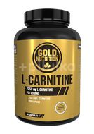 L-Carnitine Gold Nutrition 750 mg, 60 capsule