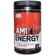 Aminoacizi Amino Energy 270 g - Optimum Nutrition strawberry lime