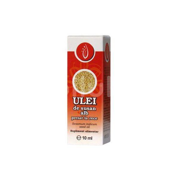 Ulei din susan, Manicos, 10 ml