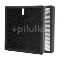 Filtru combinat  Carbon activ/HEPA, pentru purificator Airbi Refresh BI3122
