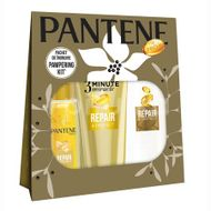 Set cadou Pantene Repair&Protect: Sampon, 360 ml + Balsam 3 Minute Miracle, 200 ml + Ulei de par, 100 ml
