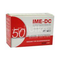 Teste glicemie Basic, IME-DC, 50 bucăți