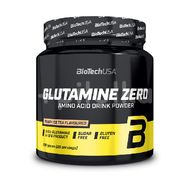 Glutamina Zero Peach Ice Tea, Biotech USA, 300 g