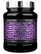 BCAA 6400, Scitec Nutrition, 375 tbs