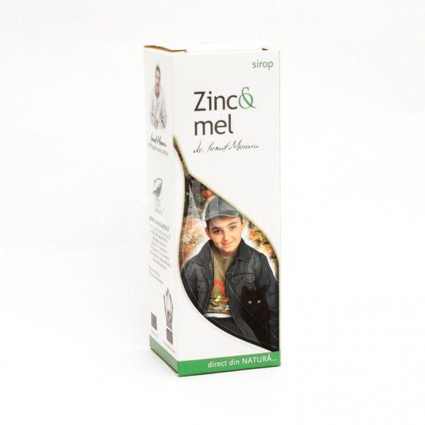ZINC & MEL SIROP x 100 ML